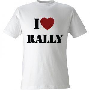 I love rally