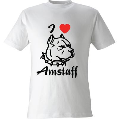 I love amstaff